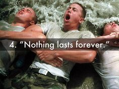 "Nothing Lasts Forever James Allen, author of As a Man Thinketh, once said, ""circumstance does not make the man, it reveals him."" Entrepreneurship isn't an overnight evolution. Success comes to those stubborn few that choose to ignore the temporary discomfort of setback for the long-term strategy of delivering value."