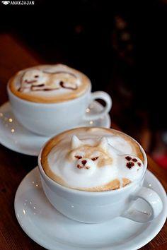 [JAPAN] REISSUE LATTE ART CAFE – Harajuku, Tokyo #coffeeart