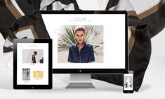 Envelope is a website where readers can follow renowned Norwegian fashion curator Celine Aagaard through in-depth articles, interviews and trend-tips.