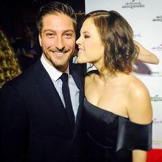 Daniel Lissing and Erin Krakow