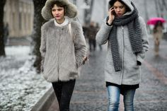 The Best Street Style From Kiev Fashion Days - Gallery - Style.com