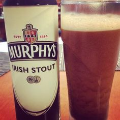 Must try when in Ireland Murphy's Beer - 99 Reasons To Visit Ireland – The Bucket List