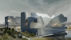 The Ecology and Planning Museums (001) - Steven Holl