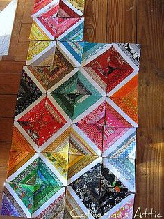 Periodic table of elements quilt sewn craft wantslikes the white center fabric is the key which sets off each block urtaz Images