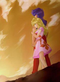 Ikki y Esmeralda