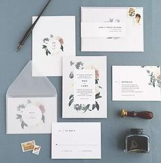 Our original collection of wedding and event stationery