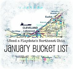 Winter Winds Blow Fun into Northeast Ohio this January!  Check out favorites to make the kiddies #HappyinCLE Fun from @Cleveland Botanical Garden @clevemetroparks and @CleveOrchestra