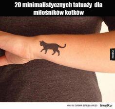 Tatuaże z kotami