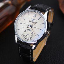 Top Brand Luxury Popular Famous Male Clock 2016 Wrist Watch Men Watches Negocios Quartz-relogio o presente relogio masculino