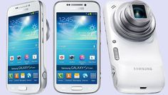 Samsung Galaxy S4 Zoom is the first smartphone with 10X optical zoom lens
