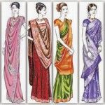 2 Most Easy Saree Draping