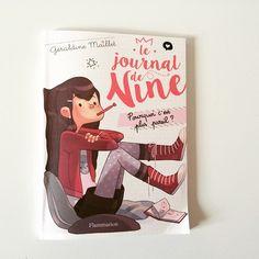 Un chouette livre pour les filles sur le blog pour @devinequivientbloguer #chutlesenfantslisent #flammarion