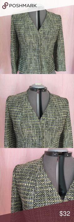Gorgeous Anne Klein Fitted Blazer Gorgeous Anne Klein Fitted Blazer - size 10P Anne Klein Jackets & Coats Blazers