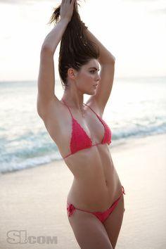 Hilary Rhoda - Sports Illustrated Swimsuit 2009 Location: Canouan Island, The…