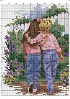 This Pin was discovered by naf Cross Stitch Tree, Mini Cross Stitch, Simple Cross Stitch, Cross Stitch Alphabet, Cross Stitch Flowers, Cross Stitch Kits, Cross Stitch Charts, Cross Stitch Designs, Cross Stitch Patterns