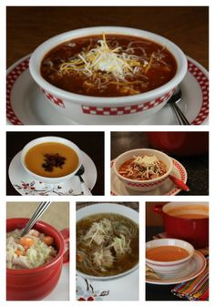 1000+ images about Soups & Stews on Pinterest | Corn chowder, Soups ...