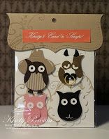 Stampin' Up! My Way: i-spotlight - Owl Punch