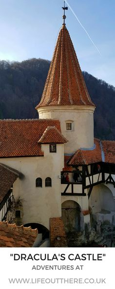 Bran Castle in Romania is said to be the inspiration for Bram Stoker's Dracula. I visited Bran Castle and learned a bit about Dracula... and Vlad the Impaler. Was he also Count Dracula? Click to read more!  . . . #dracula #castles #vampire #romania #adventure