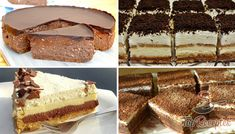 10 pompás édesség, amit egyszerűen, sütés nélkül készítünk - I. rész | TopReceptek.hu Sweet Recipes, Tiramisu, Food And Drink, Ethnic Recipes, Tiramisu Cake
