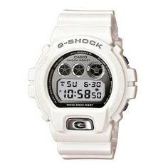 Reloj #Casio #GShock #blanco