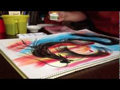 ライブペイント Gallery, Youtube, Painting, Roof Rack, Painting Art, Paintings, Painted Canvas, Youtubers, Drawings