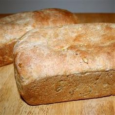 The best tips for bread machine bread. Find trusted bread machine recipes for white bread, wheat bread, pizza dough, and buns. Sunflower Seed Bread Recipe, Sunflower Seeds, Bread Maker Recipes, Bread Bun, Bread Cake, Yeast Bread, Our Daily Bread, How To Make Bread, Bread Baking