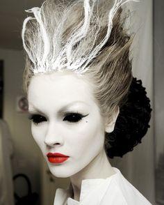 COOL Halloween Costume!  Google Image Result for http://burtongirls.burton.com/wp-content/uploads/2012/10/costume9-bride-of-frankie.jpg