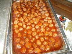 Evelyn Criswell Catering Teriyaki Meatballs Teriyaki Meatballs, Chana Masala, Alabama, Catering, Ethnic Recipes, Food, Gastronomia, Eten, Meals