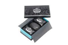 Castelbel Black Edition gift box soap - Pois Selection