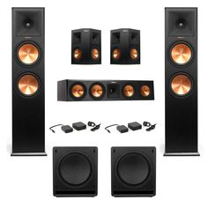 Klipsch Black Friday Speaker Package Sale Starting From 999 Free Shipping