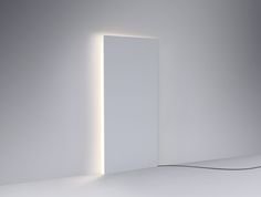LET THERE BE LIGHT  Make decisions, open new doors. And the light will shine through again. #light #architecture #designwithastory #minimal #white