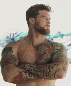 Ginger Man of the Day