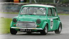 Steve Harris is selling his award winning 1970 green hillclimb Mini at the auction at The Royal Bath & West Showground at Shepton Mallet on 9-10 February. The car was featured in MiniWorld in September 2000 when it was tested by Bill Sollis #FollowVintage #Auction #News