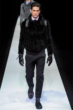 Emporio Armani #Milan #Moda #Hombre Otoño/Invierno