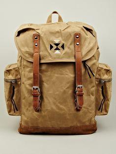 Eastpak x Wood Wood Vidal Backpack.