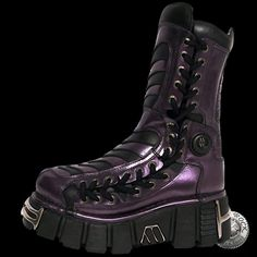 New Rock Nomada Tower Lilas (180-C1)