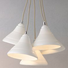 Buy John Lewis Croft Collection Dashwood Cluster Ceiling Light from our Ceiling Lighting range at John Lewis & Partners. John Lewis, Victorian Cottage, Welsh Cottage, Lounge Lighting, Lavender Cottage, Modern Country Style, Cottage Living Rooms, Cluster, Lighting Online
