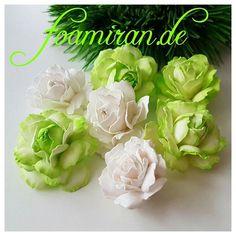 #foamiranflower #handarbeit #foamiran #handmade #rosen #bigshot #sizzix #blumen #scrapbook #scrapbooking