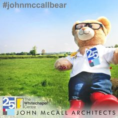 visits Ireland to celebrate JMA 25 year anniversary and raise money for the whitechapel centre 25 Year Anniversary, How To Raise Money, Travel Around The World, Centre, Ireland, Teddy Bear, Celebrities, Instagram Posts, Celebs