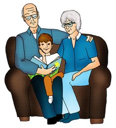 Grandparents Raising Grandchildren: Getting Started.