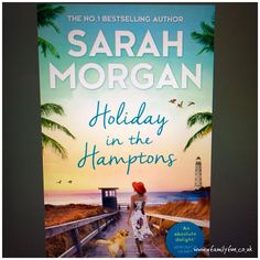 V Family Fun: Book Review - Holiday in the Hamptons by Sarah Mor...