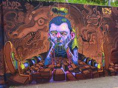 Rivoli - Via XX Settembre  #rivolley #rivoli #volley #pallavolo #contemporaryart #streetart #graffiti