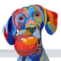 Custom oil paintings by Lintu Art