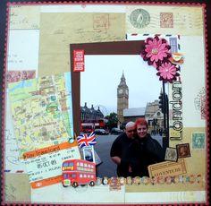 London - Scrapbook.com