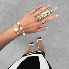 Today's Accessorize #Fashionistas