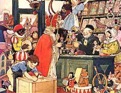 Sinterklaas_Nostalgie | Linkietheo