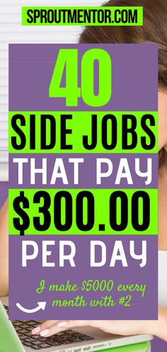 There are many online jobs for moms, online jobs for students, online jobs for teens, online jobs for teachers and all other forms of online jobs from home you can use to make money online during your spare time. One advantage of these part time jobs is that they allow you to work from home! #onlinejobs #workfromhomejobs #sidejobs #money #finance #makemoneyonline #jobs #stayathomejobs