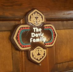 Disney Polynesian inspired replica sign. $44.99 Perfect for any Disney fan to add to their collection. Bring a little bit of the Happiest Place on Earth to your home. Disney World Gifts, Polynesian Resort, Event Solutions, Last Name Signs, Disney Home, Walt Disney, Name Plaques, Disney Inspired, Making Out