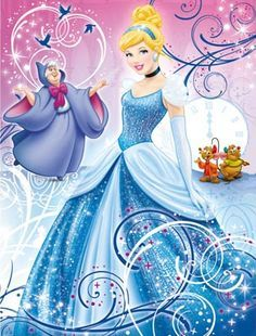 Cinderella - Disney Princess Photo (33854049) - Fanpop