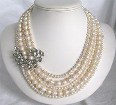 Vintage Pearls...
